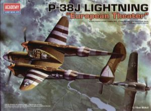 AC12405 P-38J Lightning 'European Theatre'